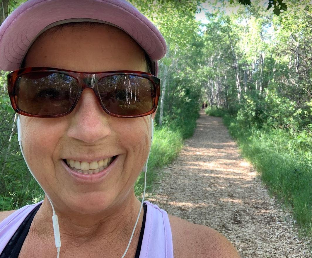 August Update on my 2021 Walking Goal of 1200km